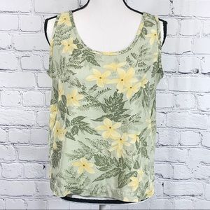 Tommy Bahama Silk Tank Top Sz. Medium